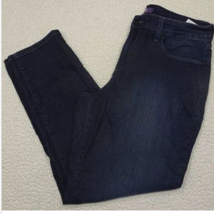 NYDJ Not Your Daughters Jeans Size 10 ANKLE style